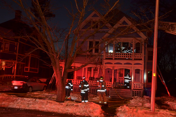 Code Red 180 St. James Avenue, Springfield, MA 2/3/19