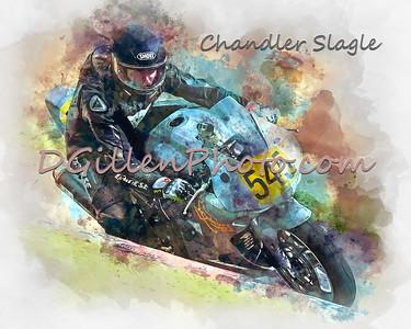545 Sprint Artwork