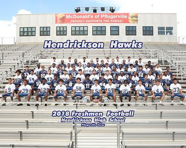 2018 Hawk Freshmen Football