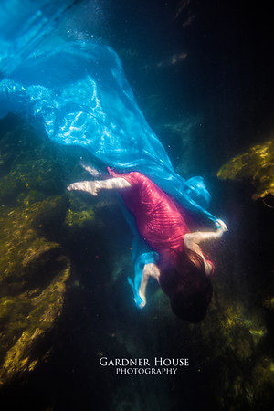 Underwater - Vanessa