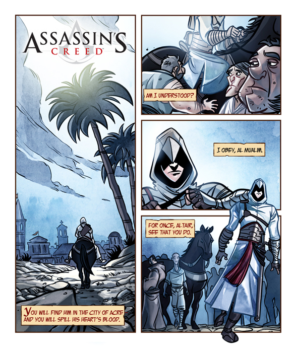 Assassin's Creed Page 1