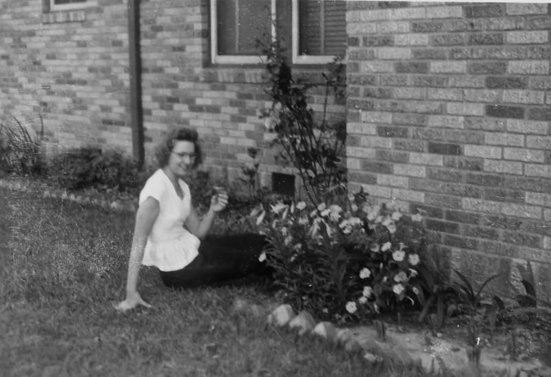 Maria Jacob 1947 1102 Omar Houston, Texas
