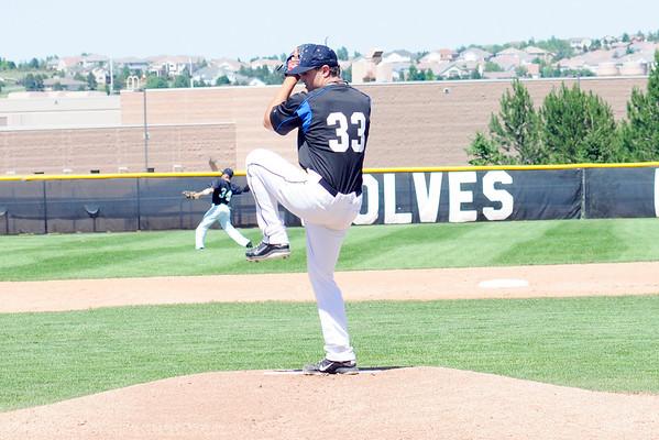 Grandview vs Slammers - Game 1 - July 15th 2011