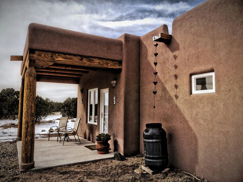 Casita Front Porch