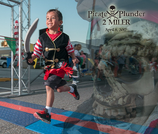 Pirate's Plunder, 2017