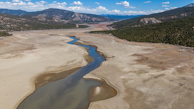 Navajo Lake April 2021