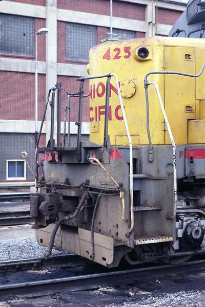 UP SD24 425, 1983. <i>(Don Strack Photo)</i>