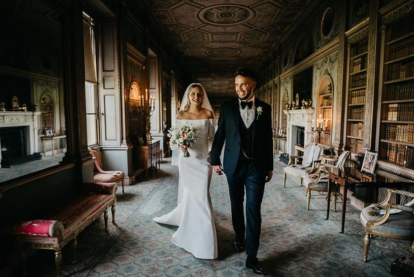 Tallulah and Joel - wedding