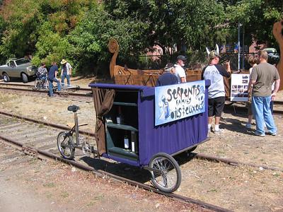 Handcar Regatta