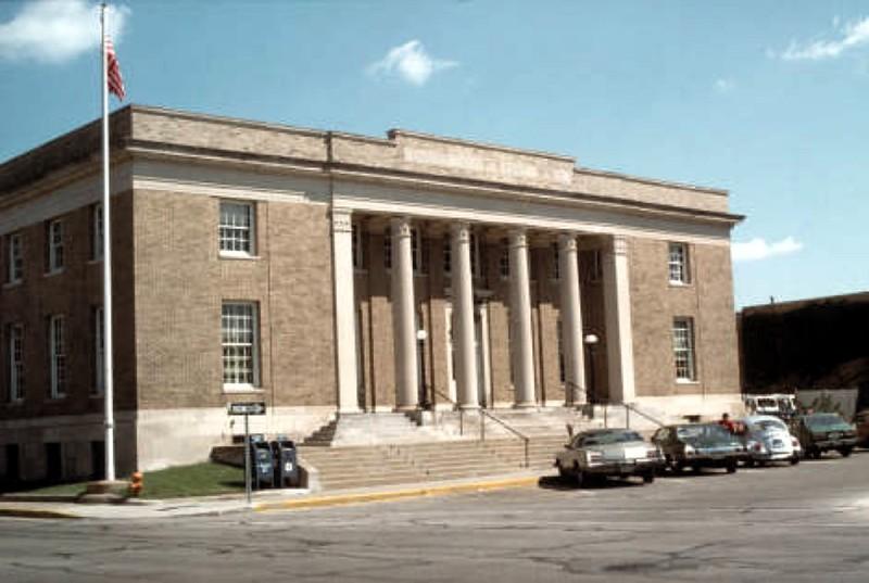 Urbana Post Office