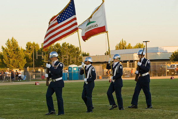 09/10/10 ROTC LnHS vs. West Ranch