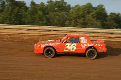 Regular Night of Racing June 13, 2009