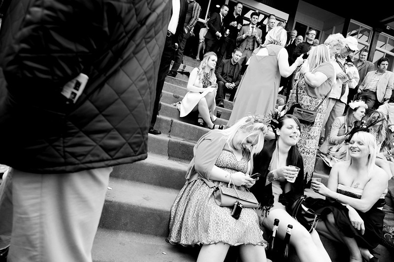 Drinking - Ladies Day - Musselburgh Races - Shooting from the Hip