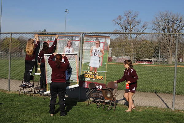 LAX Senior Day -27-April-13