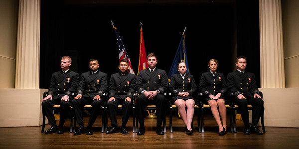 Navy ROTC - Commissioning