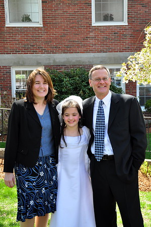 2013-04-27 - Lauren's First Communion