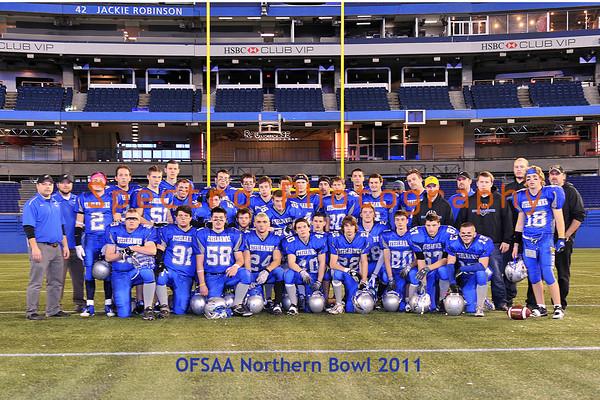 Northern Bowl 2011