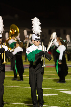 2011-10-22 Slippery Rock Marching Pride