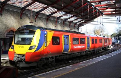 Rail Scene - 2018
