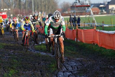 Azencross 2012 - Nieuwelingen