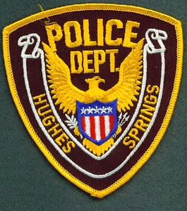 Hughes Springs Police