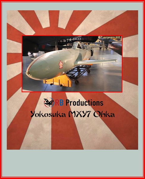 RB Productions MXY7 Ohka