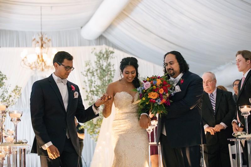 LeCapeWeddings Chicago Photographer - Renu and Ryan - Hilton Oakbrook Hills Indian Wedding -  611.jpg