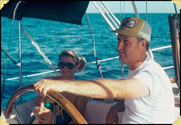Bahamas 1981.10 with Phil & Georgia