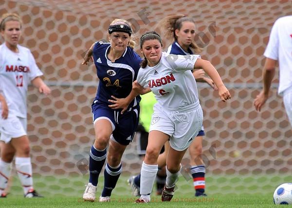 Girls Varsity Soccer - Dewitt vs Mason - District final