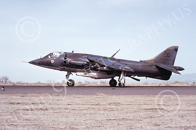 US Marine Corps McDonnell Douglas AV-8A Harrier Military Airplane Pictures