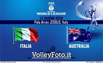 ITALIA - AUSTRALIA | Jesolo IT