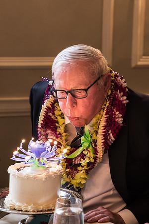 Bill's 100th Birthday Party