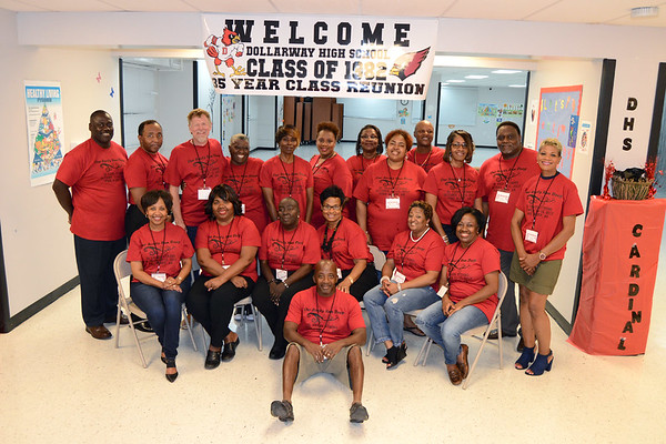 Dollarway Class of '82