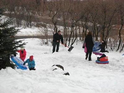 Christmas at the Merritt's 2010