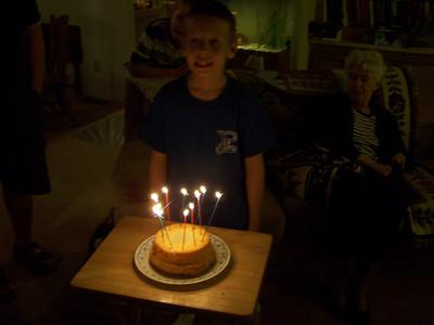 Adam's 10th Birthday