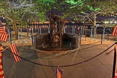 Hoboken War Memorial 5-27 / 6-1-13