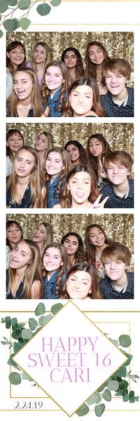 Cari's Sweet 16