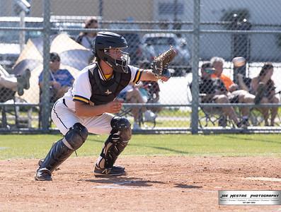 Boca Ciega vs Osceola High School Baseball
