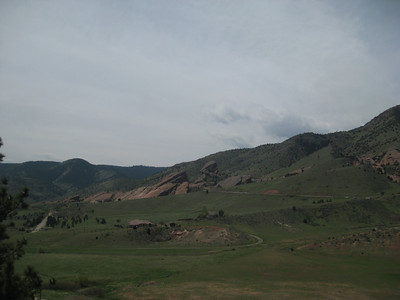 A visit to Colorado: May 2009