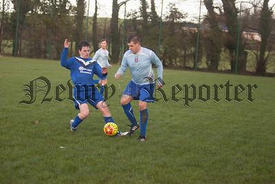Nicholas Linnie (Crieve) and Brian Dillon (Clanrye). RS1605013