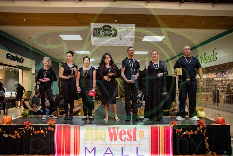 Rio West Mall Fashion Show 9-10-16