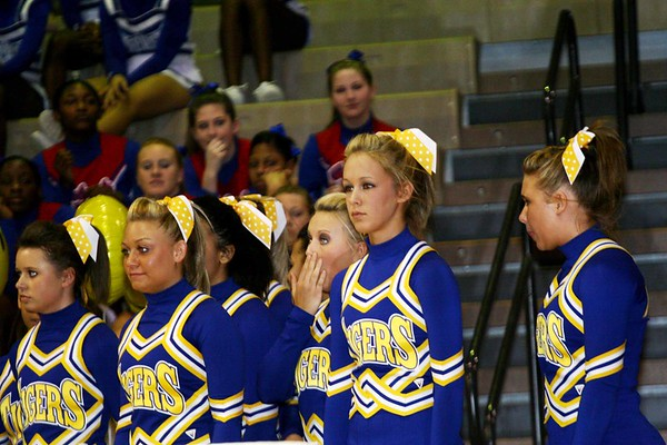 Caldwell County Tigers - These prints are NOT for sale!