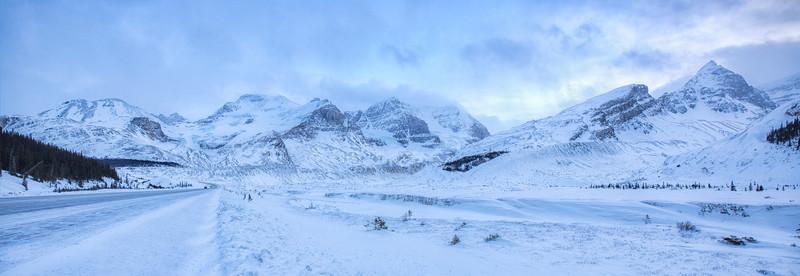 Icefields Parkway Dec 2014
