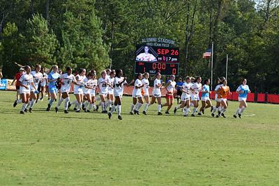 Women's Soccer vs Saint Joseph's
