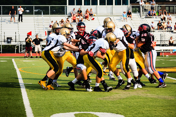 WERHS-FB9th-vs-River-Dell-2013-0912
