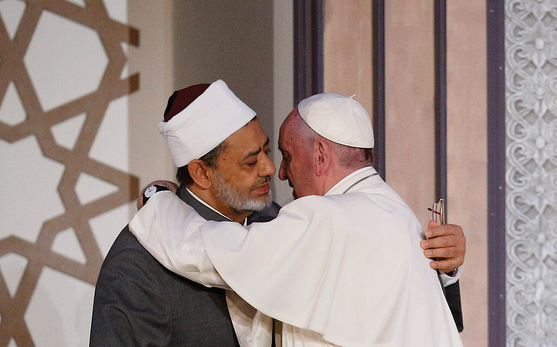 POPE-EGYPT-PEACE
