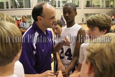 DMS Boys Basketball Game Nov 21 2013