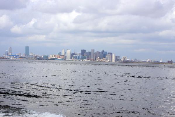 Boston Lighthouse Cruise Aug 22, 2009