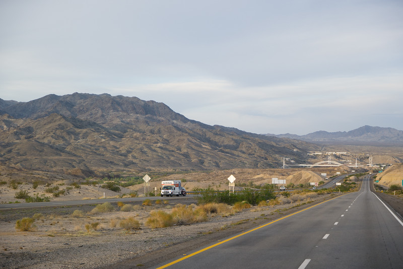 Colorado River AZ/CA Border (I-40)