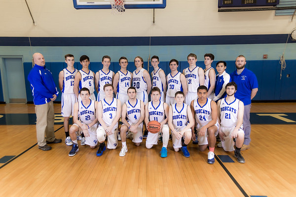 Oyster River 2017 Winter sports Team pictures